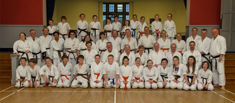 Budo-Kan-Karate-Do Members